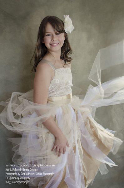 Children portrait photographer Brisbane