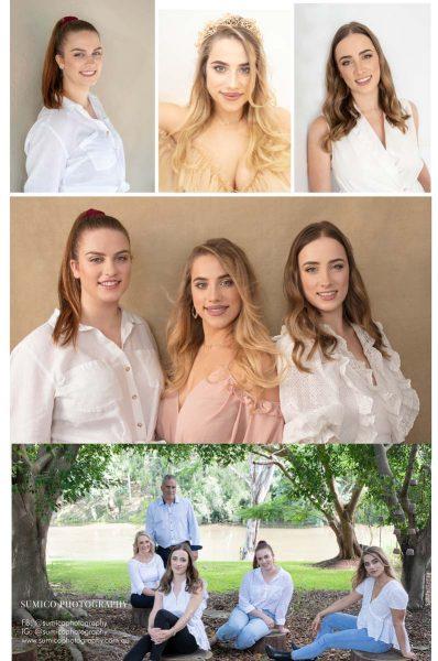 Family, Sisters Portrait
