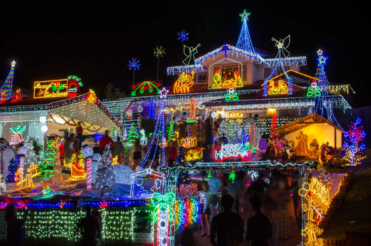 brisbanes best xmas lights 2015