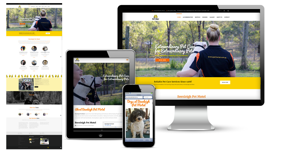 Beenleigh Pet Motel Website