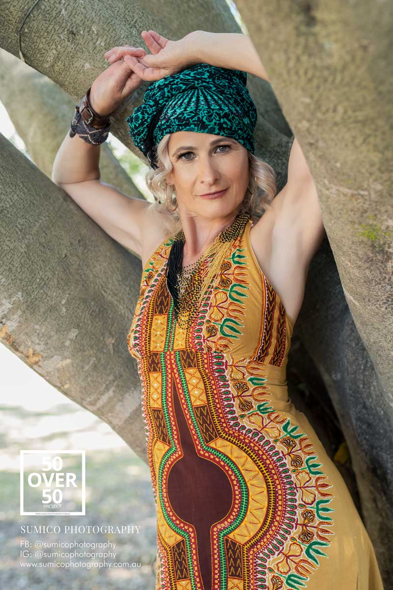 50 over 50 project by Sumico Photography, Marina