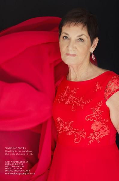 Glamour Portrait Brsibane