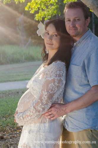 Maternity Portrait Brisbane