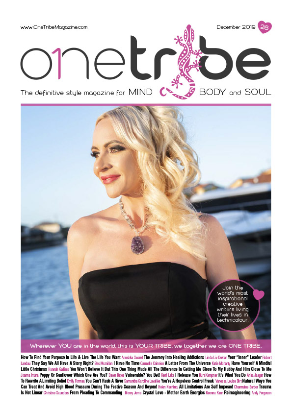 One Tribe Magazine Cover
