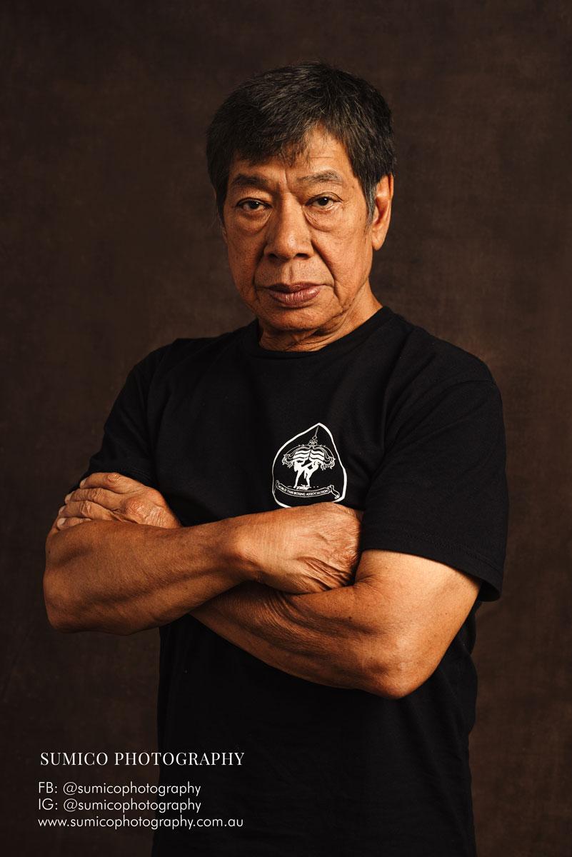 Headshot for Martial Art Master