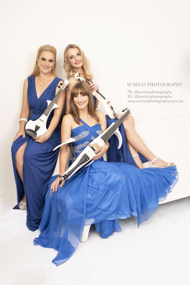 musicians portrait