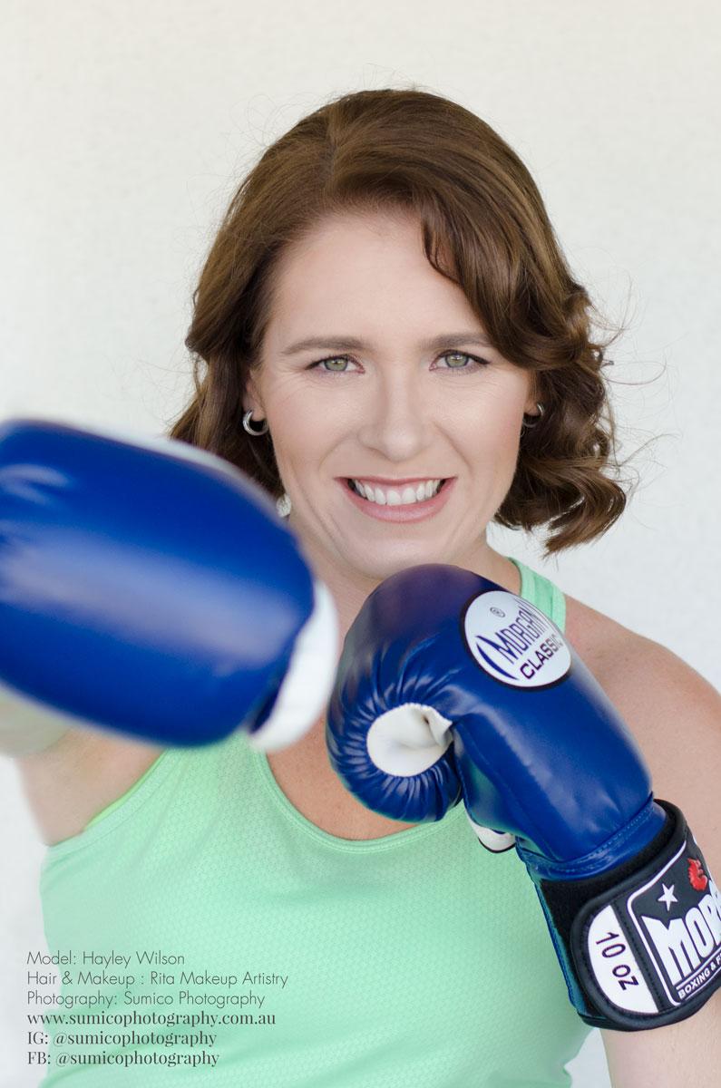 Personal Trainer Branding Portrait Brisbane