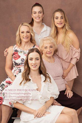3 Generation Portrait