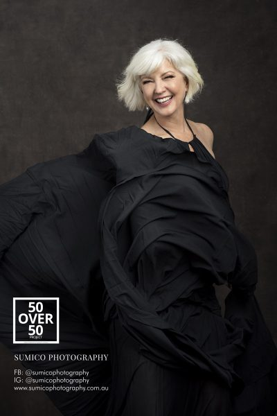 50 over 50 project by Sumico Photography Gold Coast