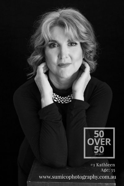 50 over 50 project - Kathleen