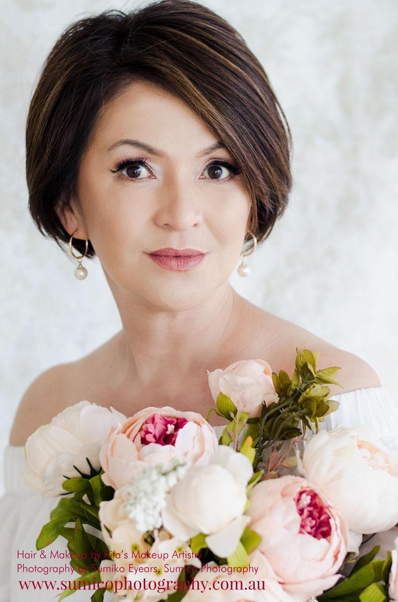 50 plus Glamour Portrait