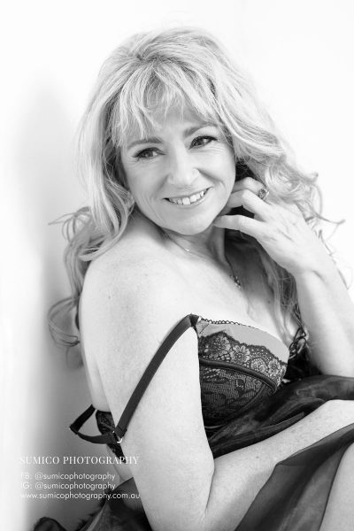 Boudoir over 60 by Sumico Photography