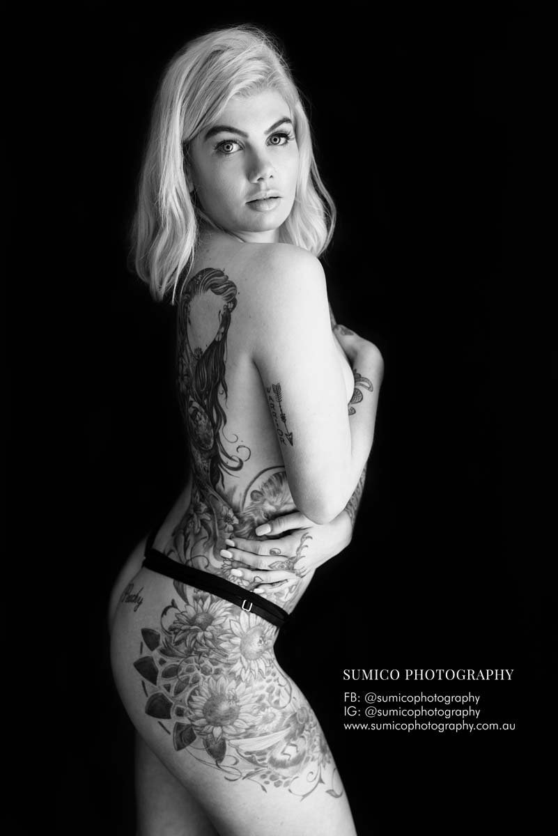 Boudoir Gold Coast Sumico Photography