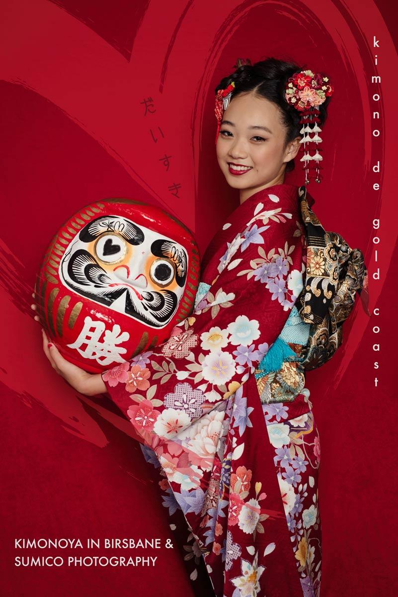 Kimono de Gold Coast