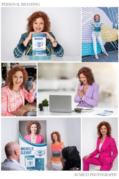 Personal Branding Photos in Studio and Lifestyle
